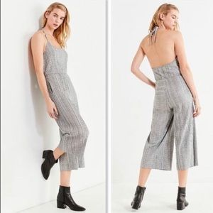 Urban Outfitters halter lounge jumpsuit